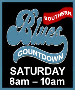 Southern Blues Countdown