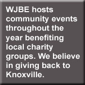 WJBE serve its community